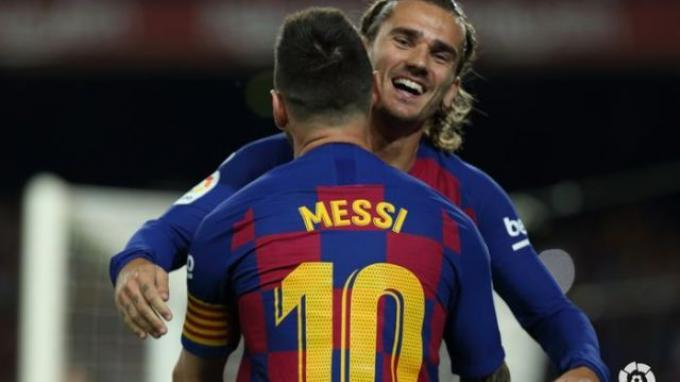 Antoine Griezmann Tak Pernah Dimunculkan Barcelona kata Philippe Montanier