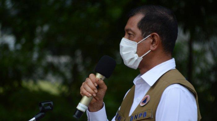 Doni Monardo Ingatkan Kepala Daerah Larang Semua Bentuk Kerumunan yang Langgar Prokes Covid-19