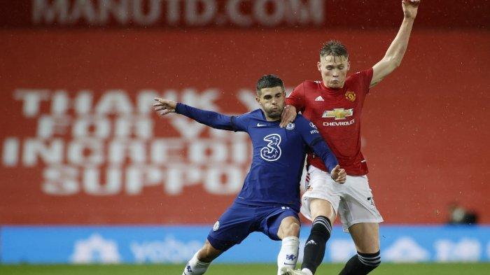 HASIL MU vs Chelsea di Babak Pertama Liga Inggris, Skor Imbang 0-0