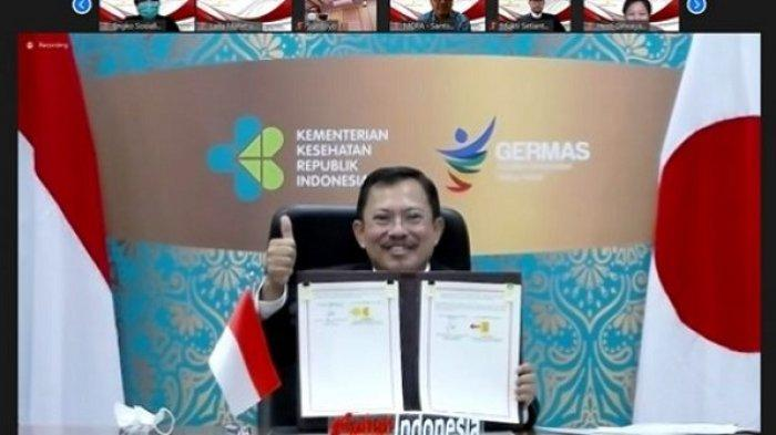 Indonesia dan Jepang Sepakati 7 Kerja Sama Bidang Kesehatan