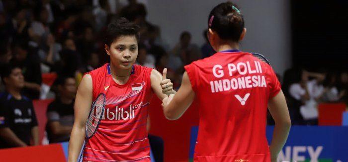 JADWAL Tanding Wakil Indonesia di BWF World Tour Finals 2020: Peluang Greysia/Apriyani ke Semifinal