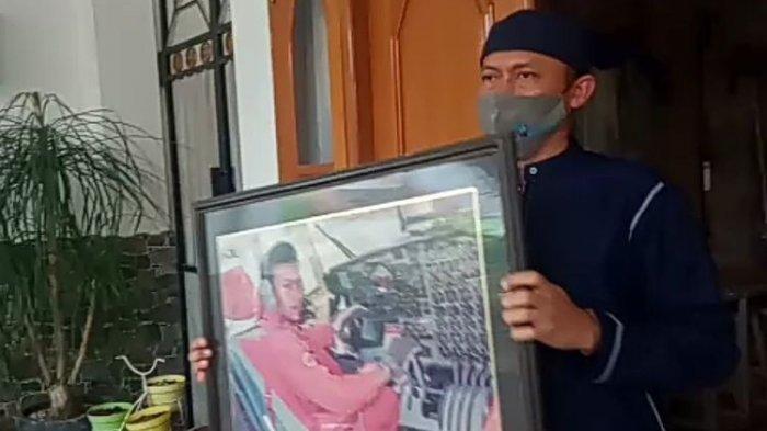 Jenazah Pilot Sriwijaya Air SJ 182 Kapten Afwan Akan Dikebumikan di Taman Makam Pahlawan