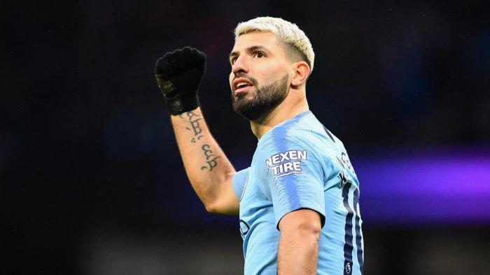 Tak Ada Lionel Messi, Daftar Striker Calon Pengganti Sergio Aguero di Manchester City