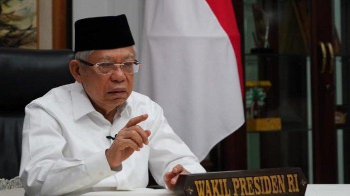 Terima Mendagri Tito dan Gubernur Lukas Enembe, Wapres Bahas Rencana Lawatan ke Papua