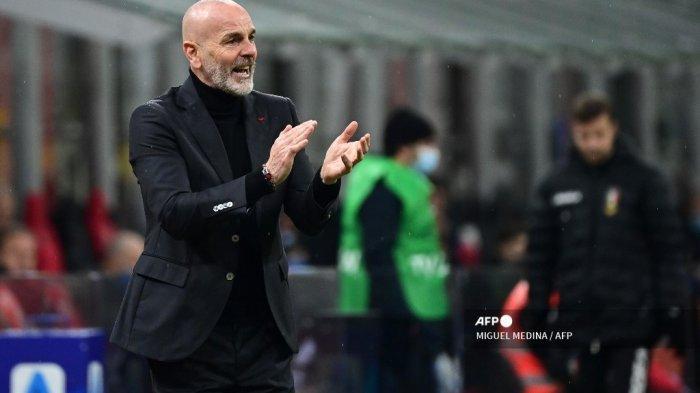 UPDATE Hasil Liga Eropa – Pengakukan Bos AC Milan, Stefano Pioli: Rossoneri Mulai Melemah & Lelah